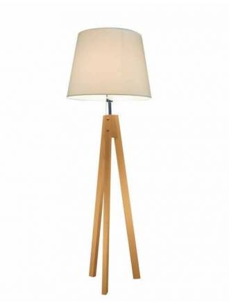 AROMAS Trip floor lamp 1L wood