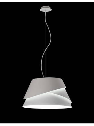 Lámpara colgante Alborán 3L E27 - Mantra
