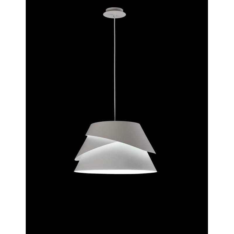 Lámpara colgante Alborán 1L E27 41cm - Mantra
