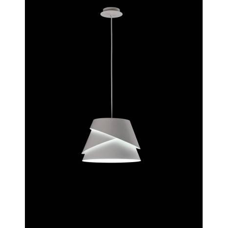 Lámpara colgante Alborán 1L E27 33cm - Mantra