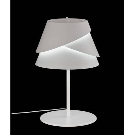 Lámpara de mesa Alborán 1L E27 - Mantra