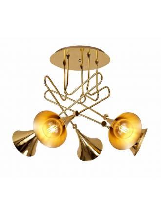 Lámpara de techo Jazz 5L E27 - Mantra
