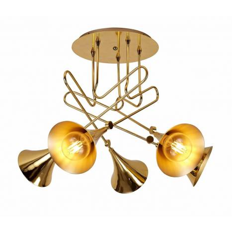 MANTRA Jazz 5L E27 ceiling lamp