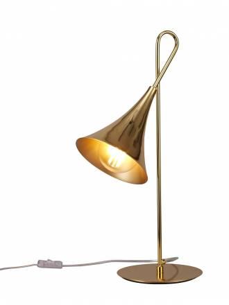 Lámpara de mesa Jazz 1L E27 - Mantra