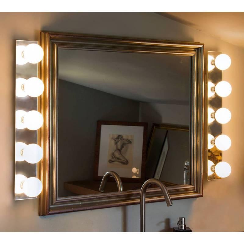 FARO Lass 5L G9 wall lamp glass