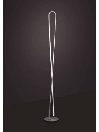 Lámpara de pie Bucle LED 50w dimmable - Mantra