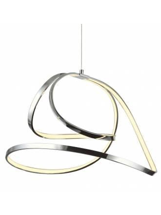 Lámpara colgante Shine 5 LED 48w + Mando - Mimax