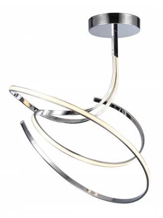 Lámpara de techo Shine 7 LED 48w + Mando - Mimax