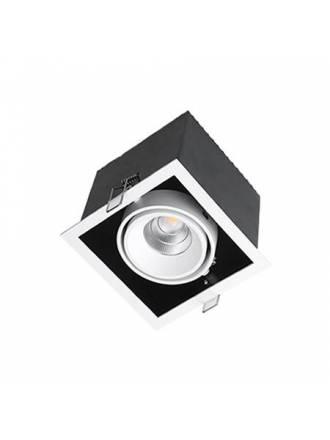Foco empotrable Kardan Box LED 1L 13w - Maslighting