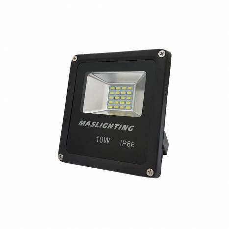 Proyector LED COB 10w IP66 Slim de Maslighting