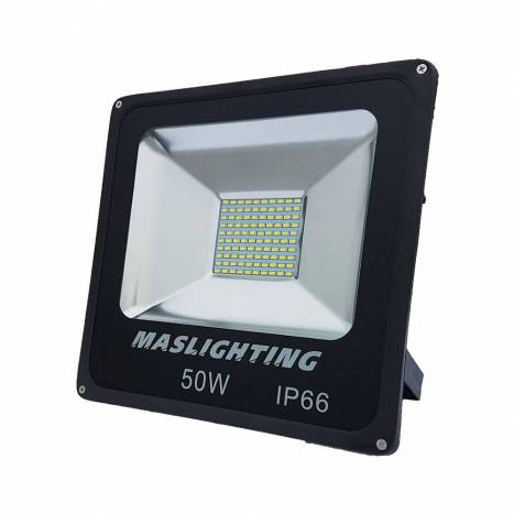 Proyector LED COB 50w IP66 Slim de Maslighting
