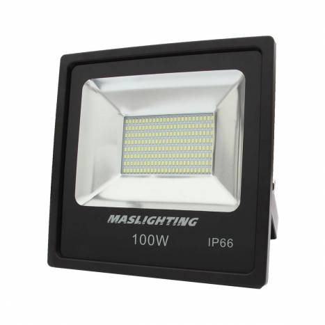 MASLIGHTING Projector LED SMD 100w IP66 Top Slim