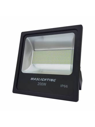 MASLIGHTING Projector LED SMD 200w IP66 Top Slim