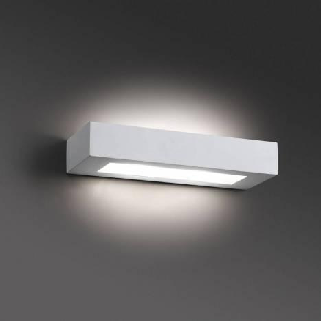 FARO Olaf 2L E14 wall lamp plaster