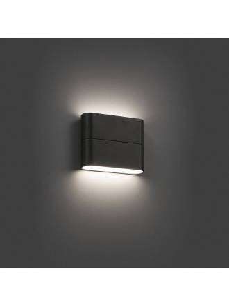 FARO Aday LED 6w wall lamp grey