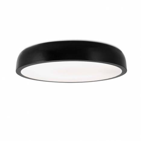 Faro cocotte led 42w ceiling lamp black aloadofball Image collections