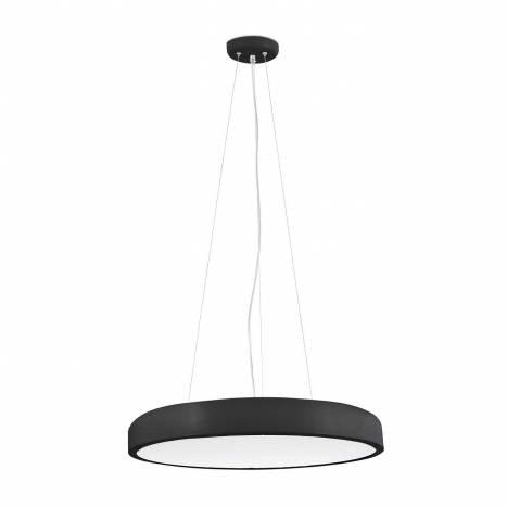 Lámpara colgante Cocotte LED 42w negro - Faro
