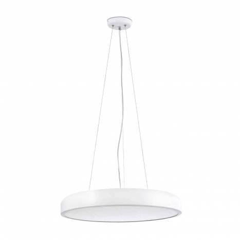 Lámpara colgante Cocotte LED 42w blanco - Faro