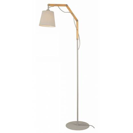 AROMAS Teo floor lamp 1L wood