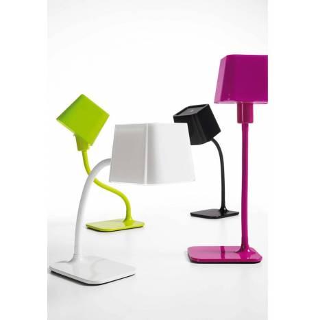 Lámpara de mesa Flexi 1L E27 colores - Faro
