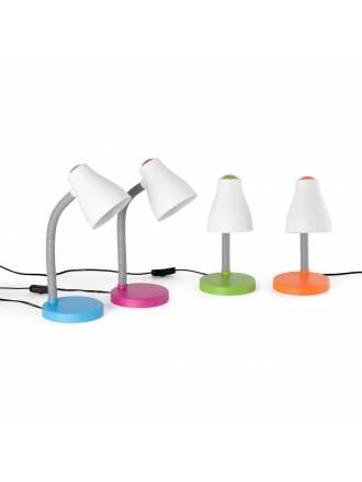 FARO Bob 1L E27 reading lamp colors