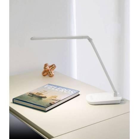 Flexo Anouk LED 8w regulable blanco - Faro