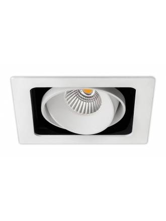 Foco empotrable Twist LED blanco - Arkoslight