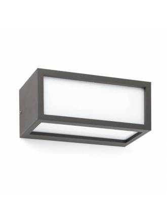 FARO Tejo outdoor wall lamp 1L grey