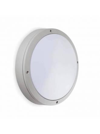 Aplique de pared Yen 1 luz gris - Faro
