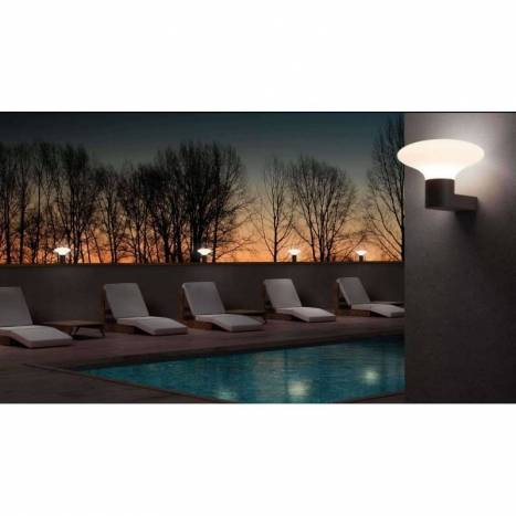 FARO Blub´s outdoor wall lamp 1L