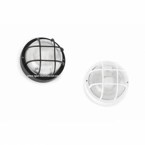 Aplique de pared Rondo circular 1 luz - Faro