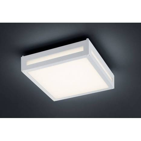 Plafón de techo Newa 13w LED IP54 blanco - Trio