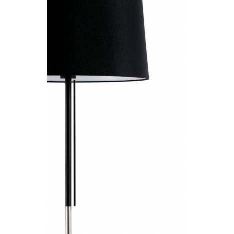 FARO Volta floor lamp 1L black