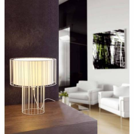 Lámpara de mesa Linda 1 luz - Faro