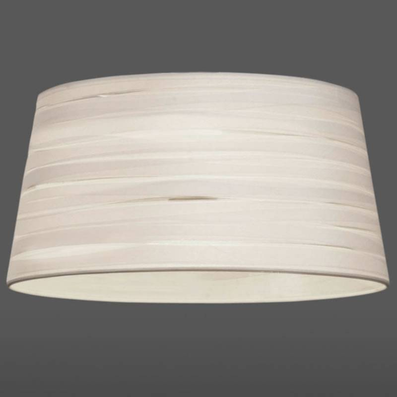 Ceiling Lamp Shades At Next: Magma Ceiling Lamp 1L E27 White Fabric Shade