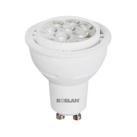 ROBLAN Sky GU10 LED Bulb 6w 220v 60º