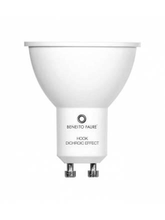 BENEITO FAURE Hook GU10 LED Bulb 6w 220v 60º