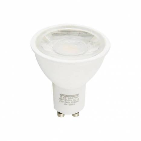 Bombilla LED 6w GU10 60º - Maslighting