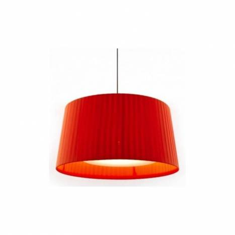 Tripode pendant lamp red