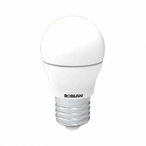 Bombilla LED 5w E27 Esférica - Roblan