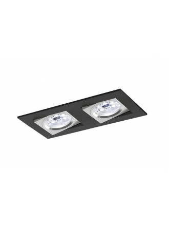 BPM Care recessed 2 light black