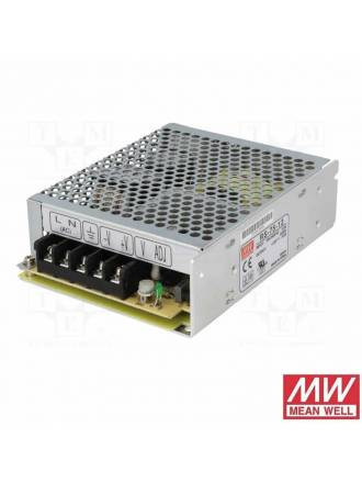 MEAN WELL Power supply 75w 12v