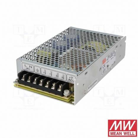 MEAN WELL Power supply 100w 24v