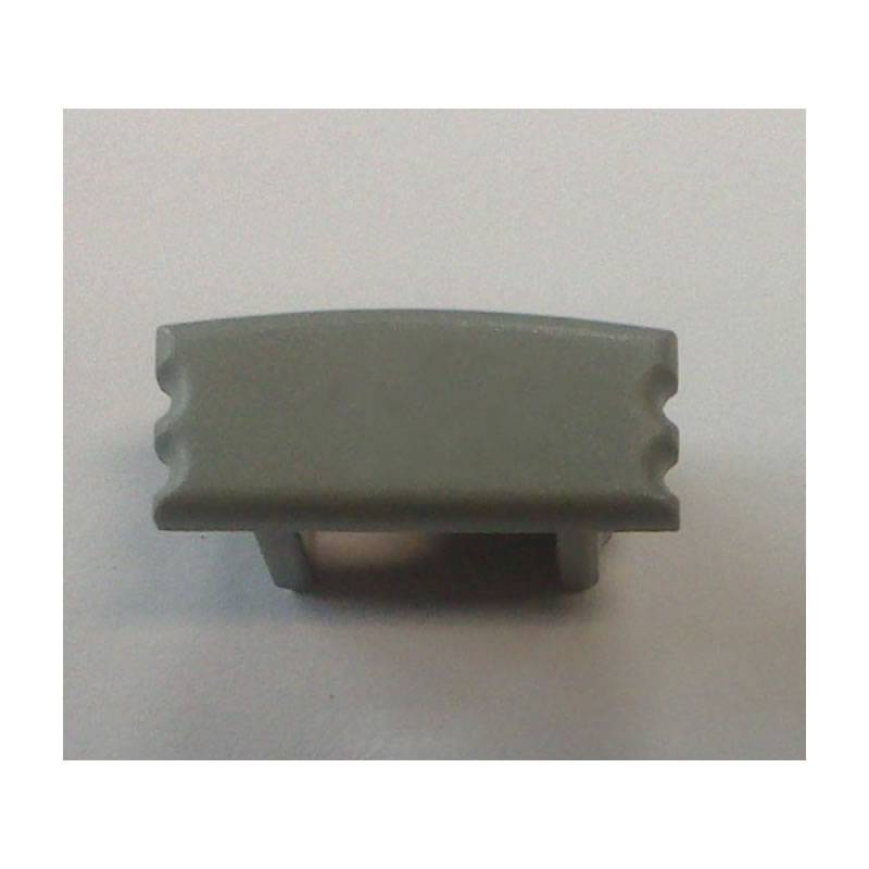 End cap profile 7mm surface blind