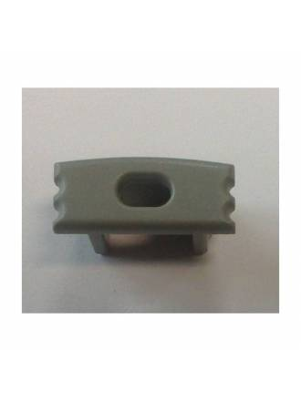 End cap profile 7mm surface with hole