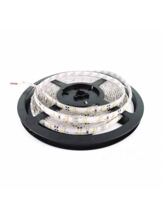 Tira LED 5mts 4.8w 60 LEDS/M 12VDC IP65 - Maslighting