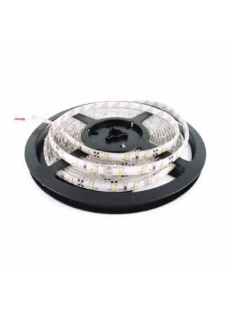 Tira LED 5mts 4.8w 60 LEDS/M 12VDC IP65 - Maslighting