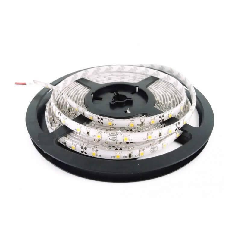 MASLIGHTING LED strip 5mts 4.8w 60 LEDS/M 12VDC IP65