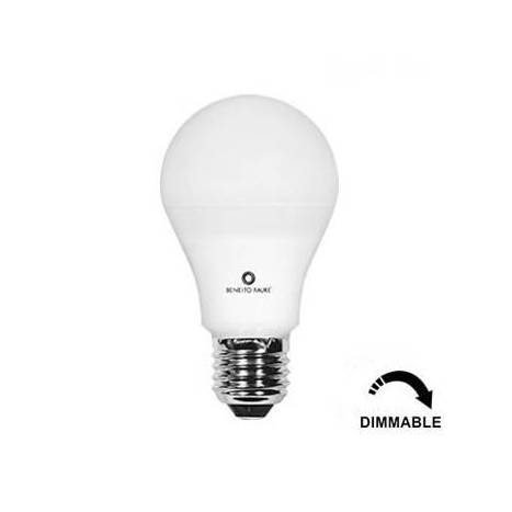 Bombilla LED 10w E27 regulable - Beneito Faure