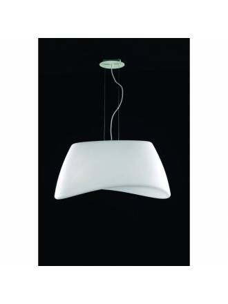 Mantra Cool pendant lamp oval outdoor 2L IP44